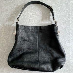 NWOT Coach Penelope Large Hobo Pebble Leather Bag